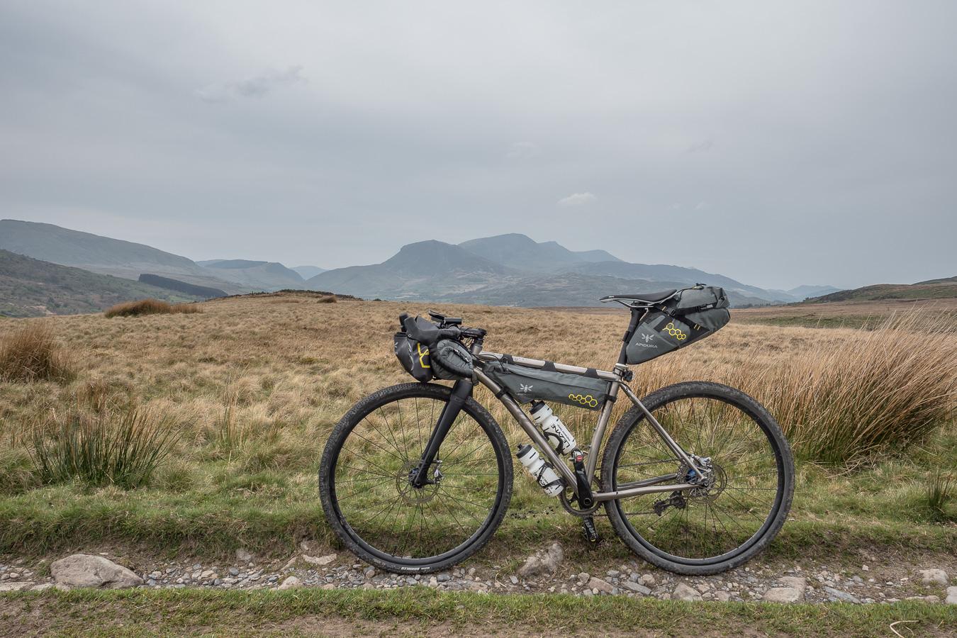 why cycles R+, bikepacking, wales, wrt,