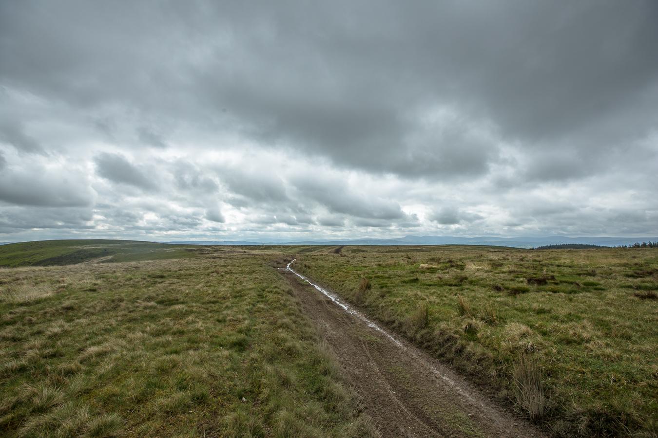 Mynydd Mallaen, hiking, mtb, mountain biking, cilicwm,