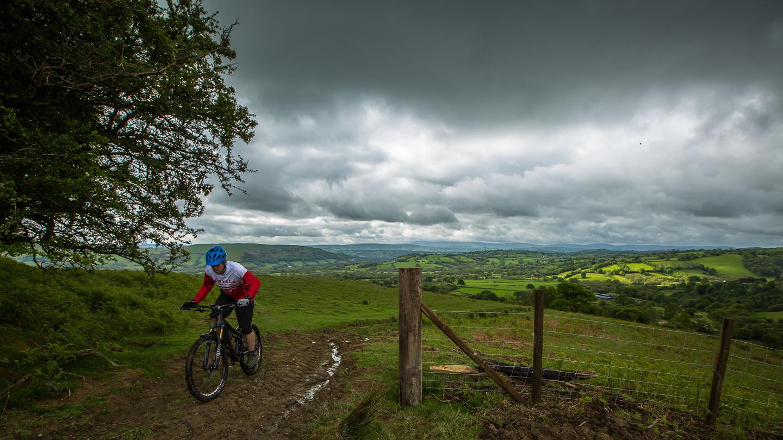 Mynydd Mallaen, mountain biking, mtb, route, morvelo, pivot mach 6,