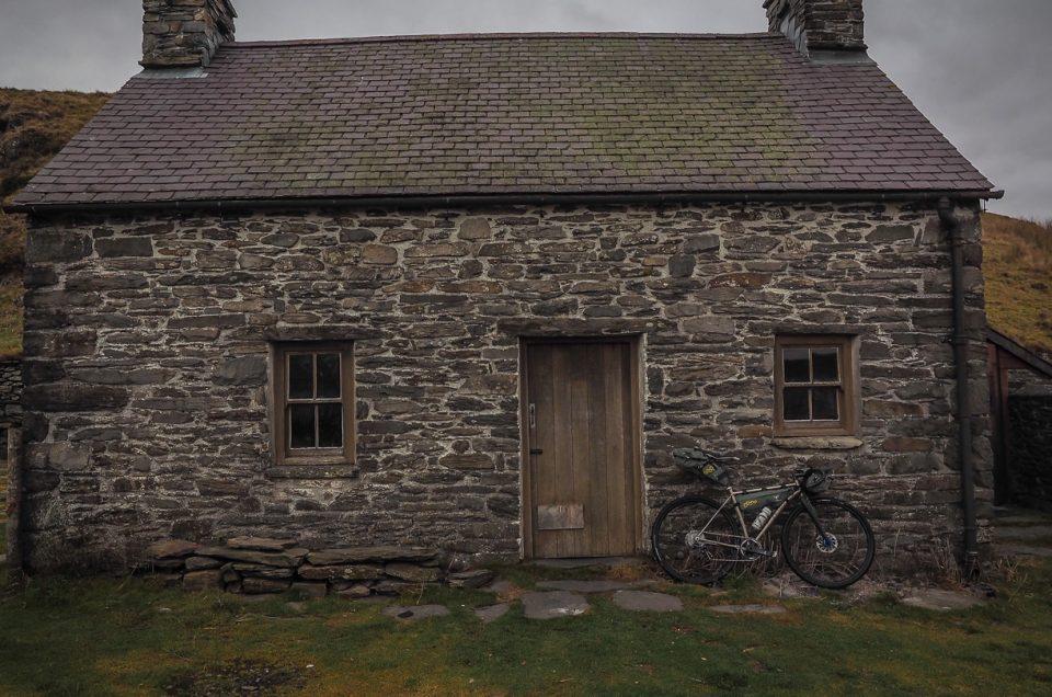Claerddu Bothy, why cycles R+, gravel bike, bikepacking