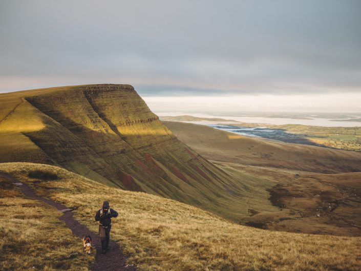 Picws Du, brecon Beacons, hiking, walking,