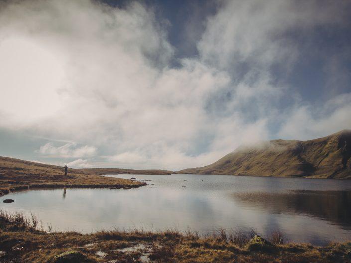 beacons way, brecon beacons, hiking, walking, explore, adventure, llyn y fan fawr,
