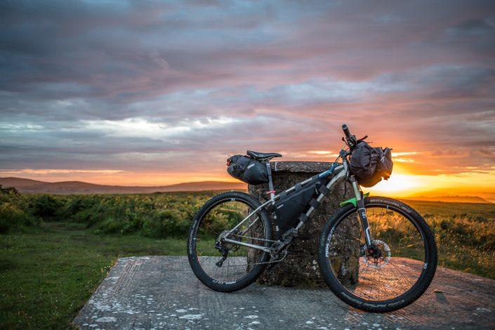 Bikepacking, adventure, cycling, wales, explore, gower, wildcat gear,