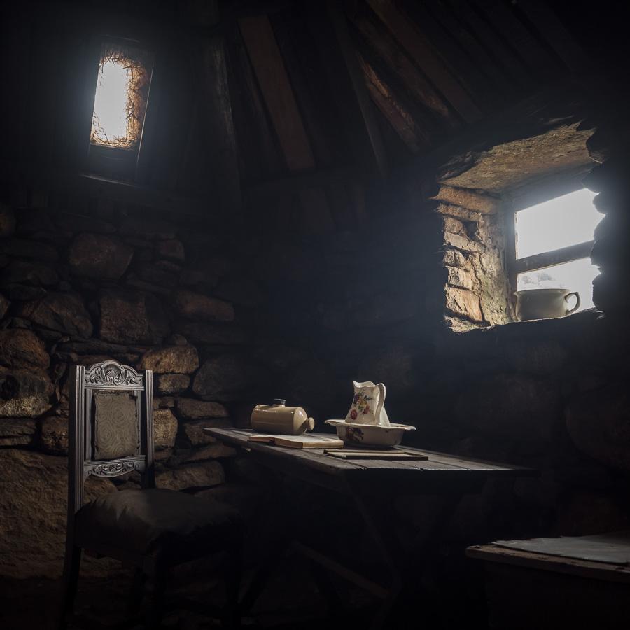 Blackhouse, Arnol, Ilse of Lewis, travel, photography, history, scotland,