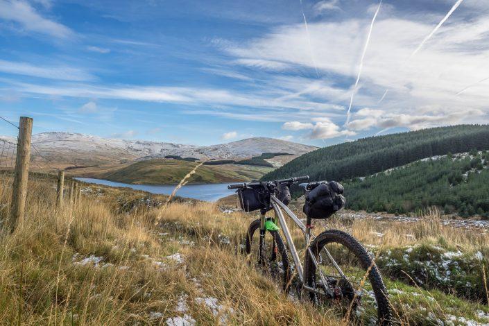 kinesis, bikepacking, nant y moch, wales, adventure, cycling, wildcat gear,