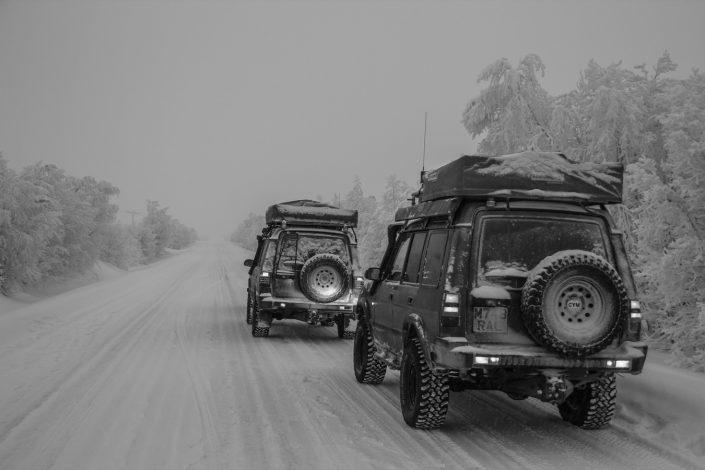 landrover, finland, arctic, overlanding, travel,