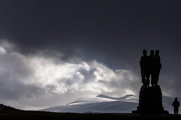 scotland, memorial, mountains, explore, travel,