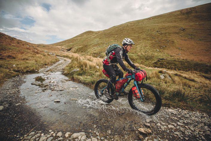 fat bike, bikepacking, snowdonia, wales, uk, alpkit,