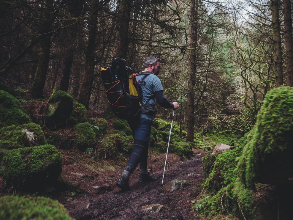 Snowdonia, snowdonia slate trail, hiking,