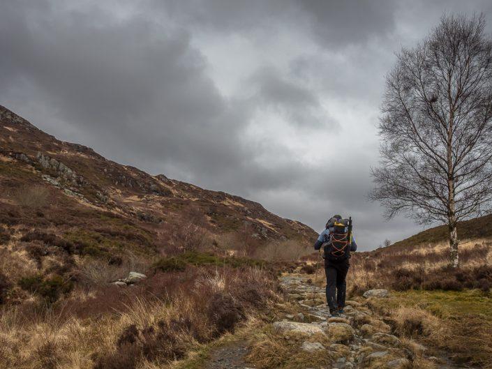 Snowdonia slate trail, snowdonia, Tirio, packrafting,