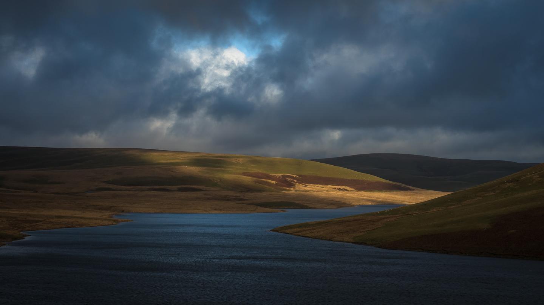 Elan valley, Wales,