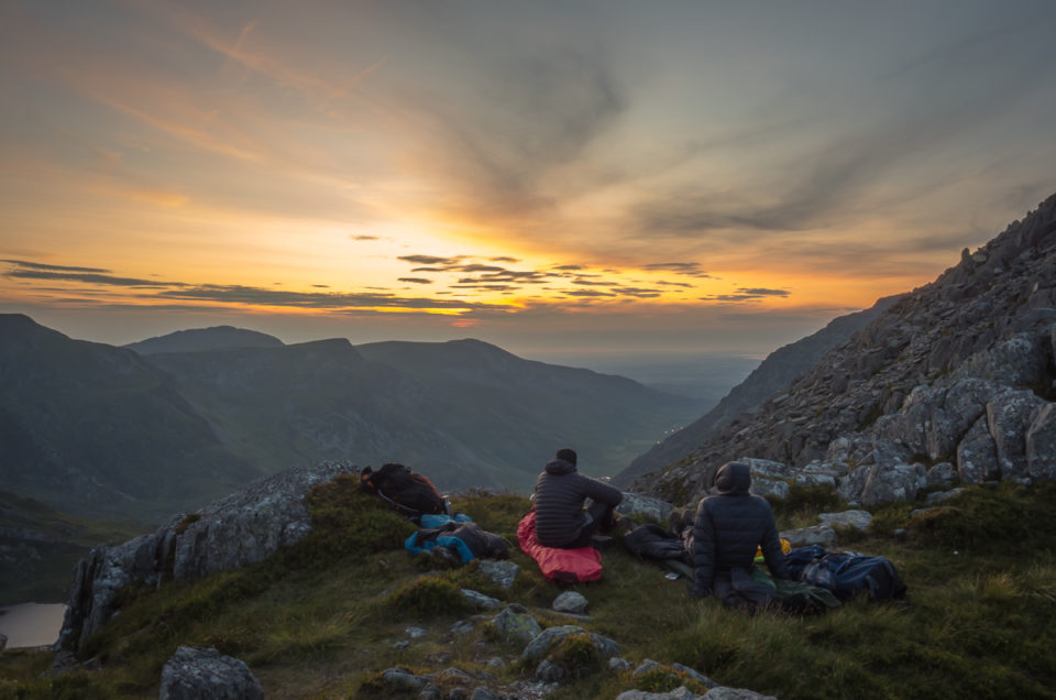 36 hrs in Snowdonia..